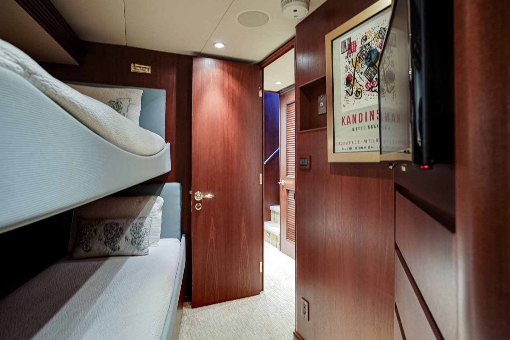 2001 Burger 85' 85 Motor Yacht Checkers | Picture 5 of 86