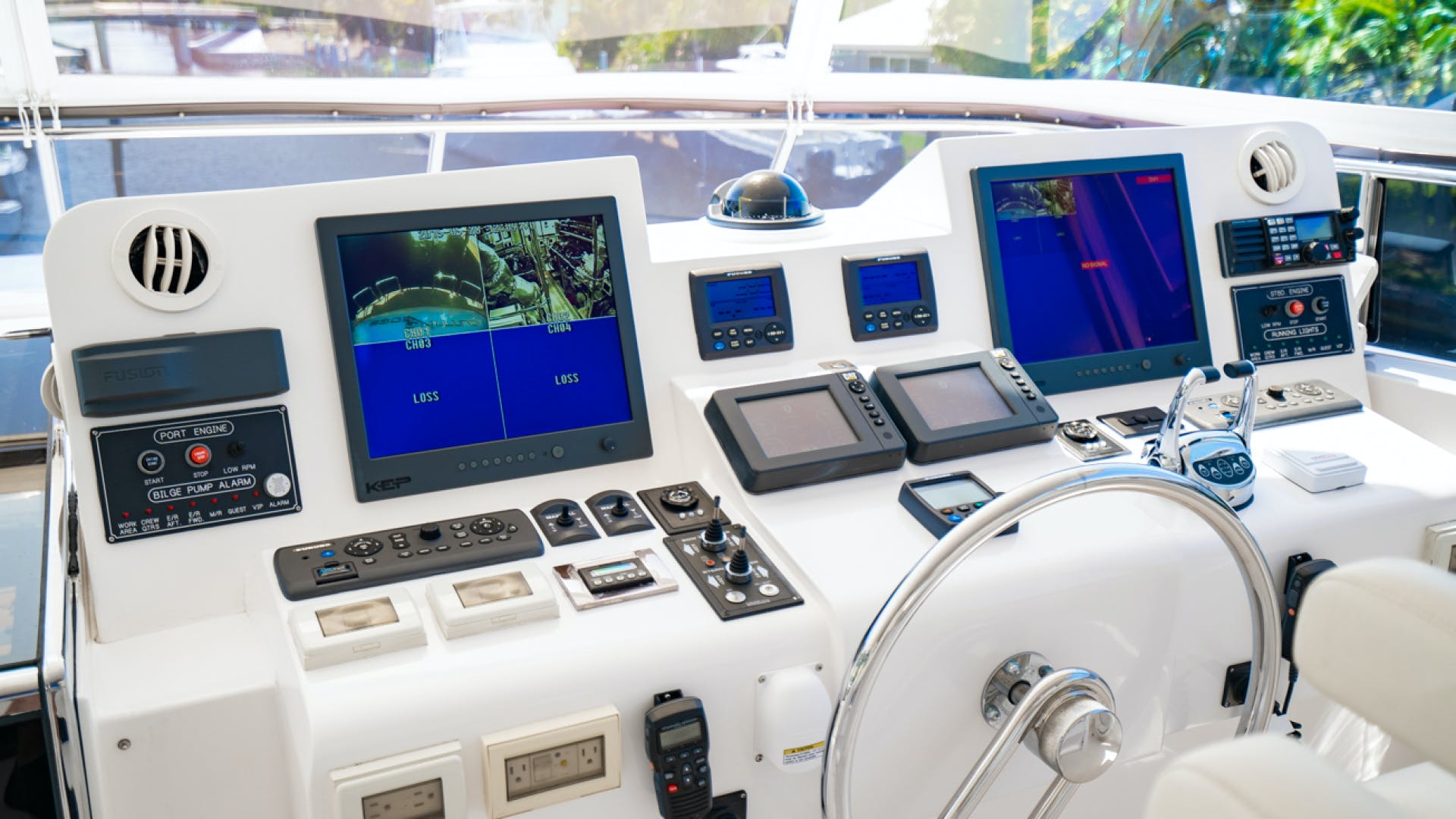 2016 Hargrave 101' 101 Raised Pilothouse Cutting Edge | Picture 5 of 96