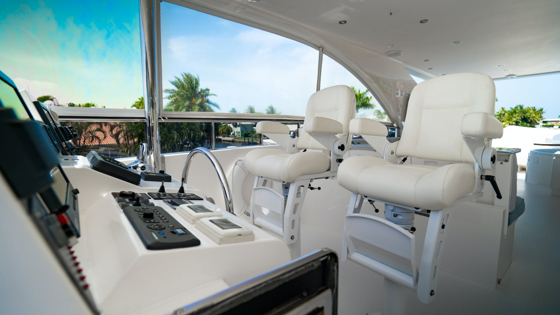 2016 Hargrave 101' 101 Raised Pilothouse Cutting Edge | Picture 1 of 96