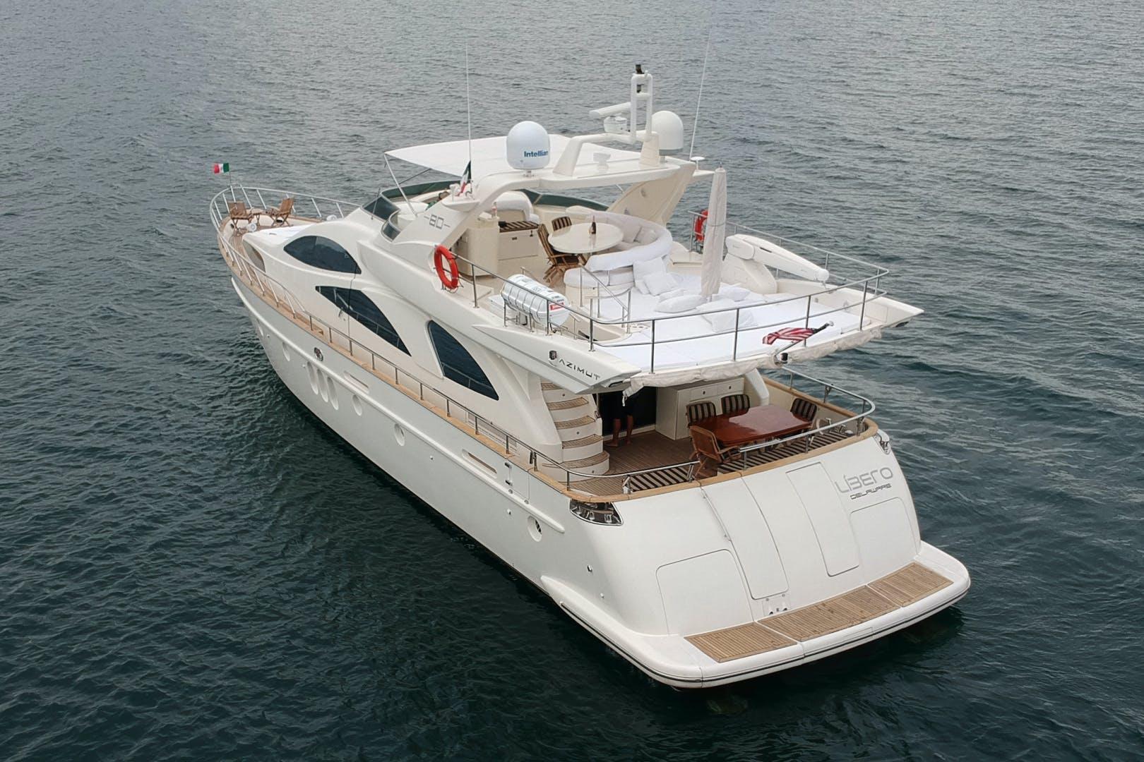 2007 Azimut 80' 80 Motor Yacht Libero    Picture 4 of 36