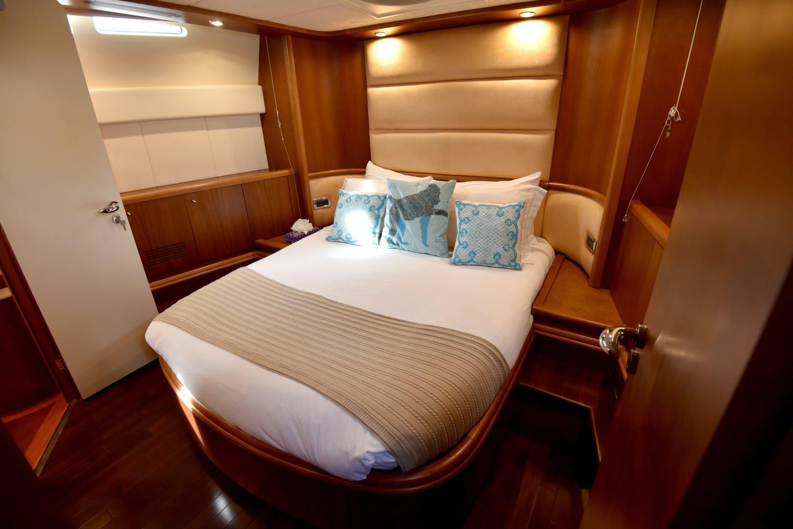 2007 Azimut 80' 80 Motor Yacht Libero  | Picture 8 of 36