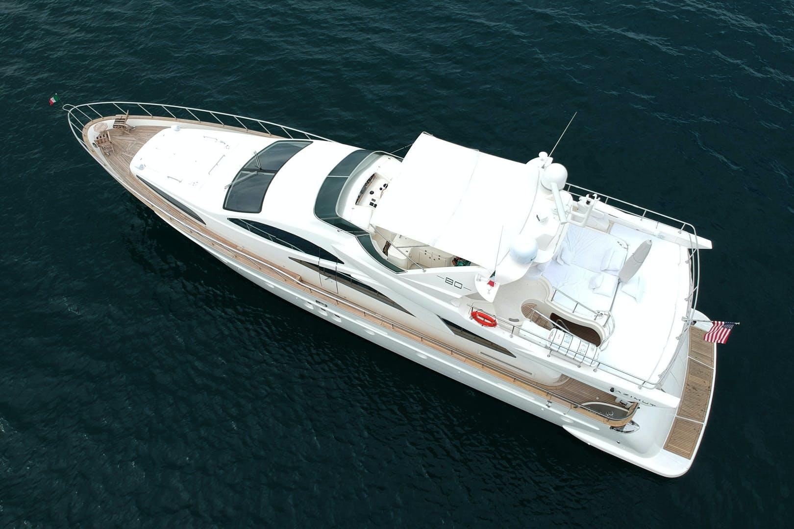 2007 Azimut 80' 80 Motor Yacht Libero    Picture 7 of 36