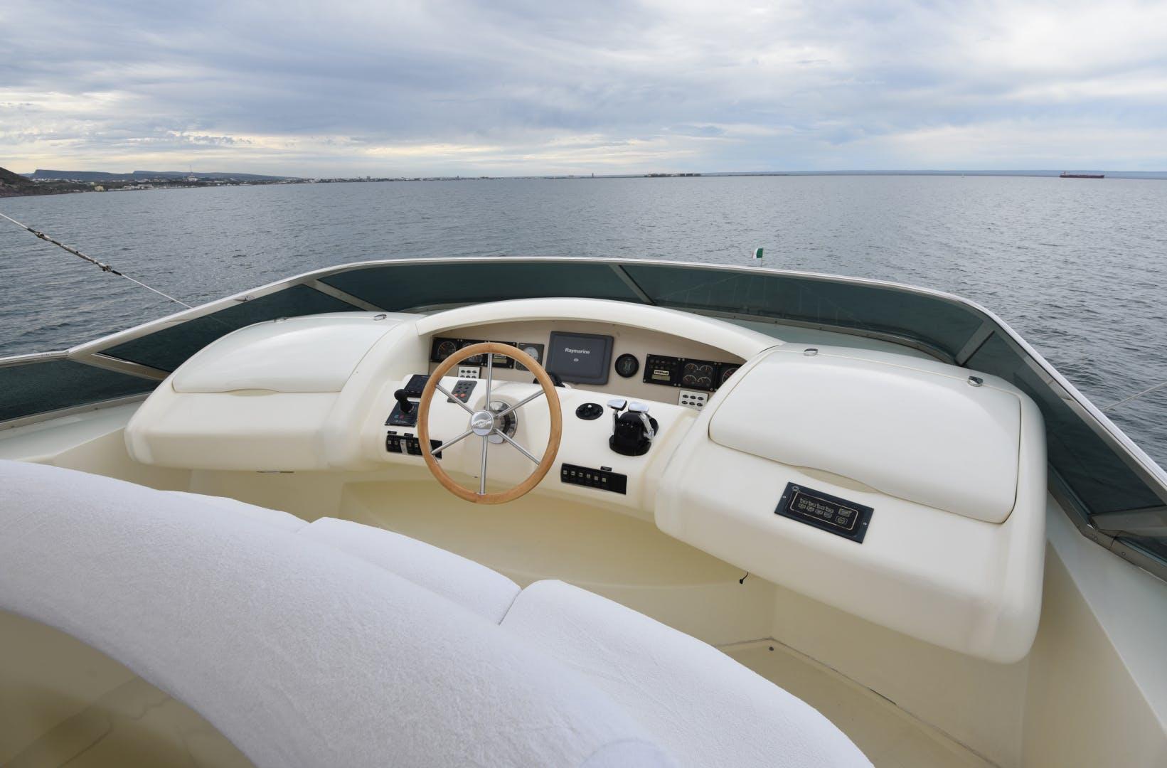 2007 Azimut 80' 80 Motor Yacht Libero    Picture 2 of 36
