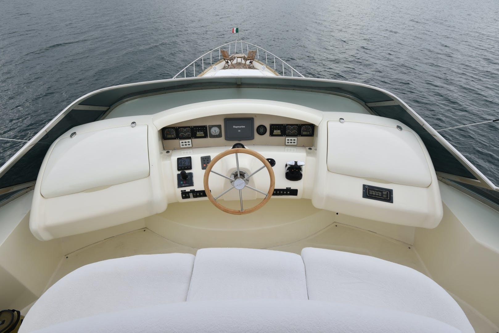 2007 Azimut 80' 80 Motor Yacht Libero    Picture 1 of 36