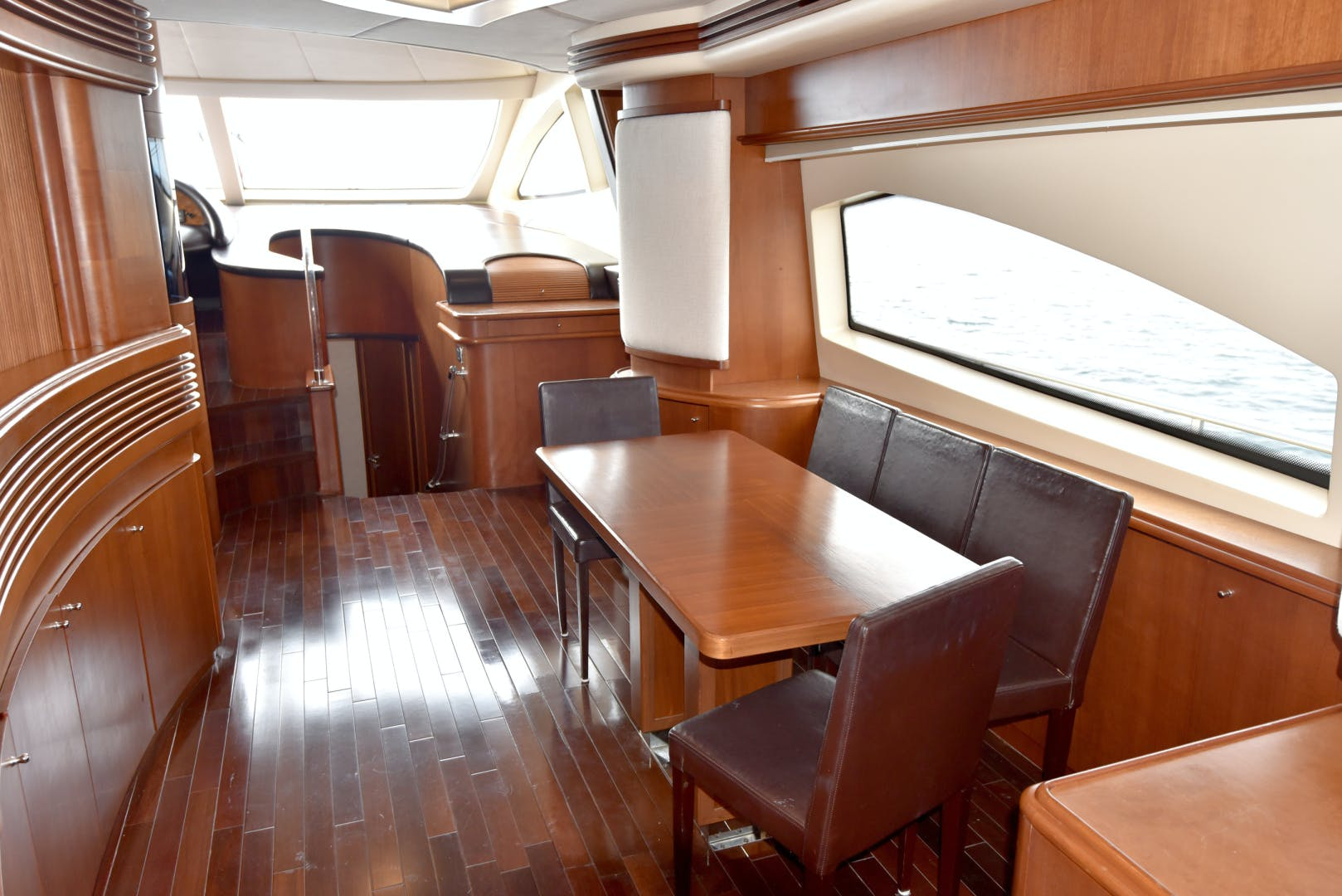 2007 Azimut 80' 80 Motor Yacht Libero  | Picture 5 of 36