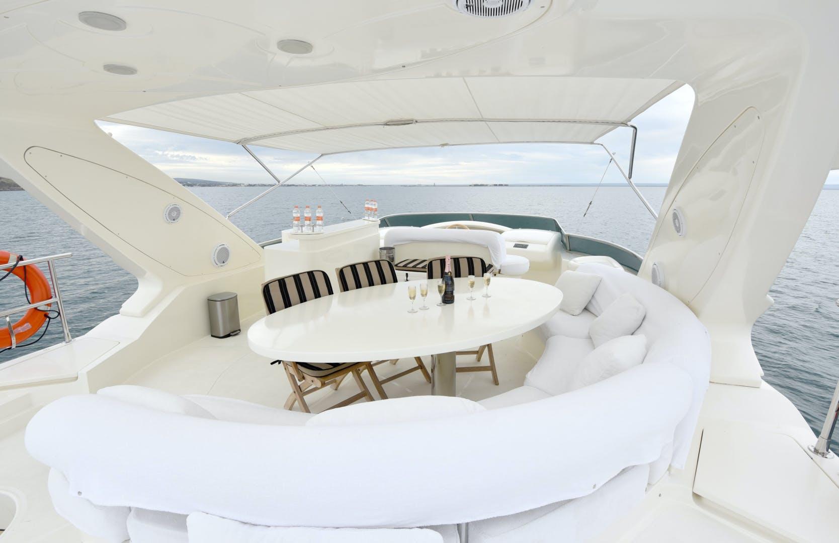2007 Azimut 80' 80 Motor Yacht Libero    Picture 3 of 36