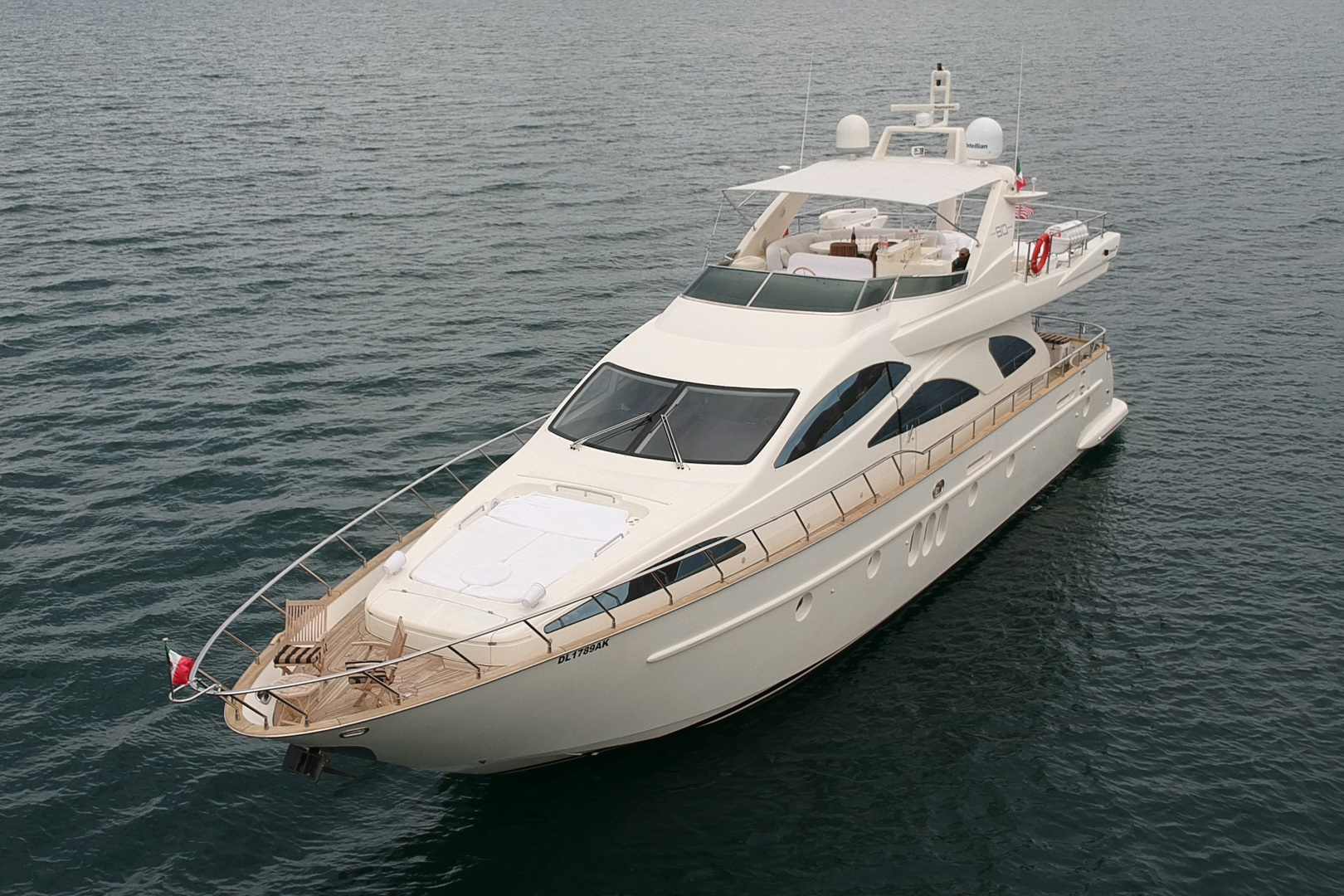 """2007 Azimut 80' 80 Motor Yacht """"Libero """""""