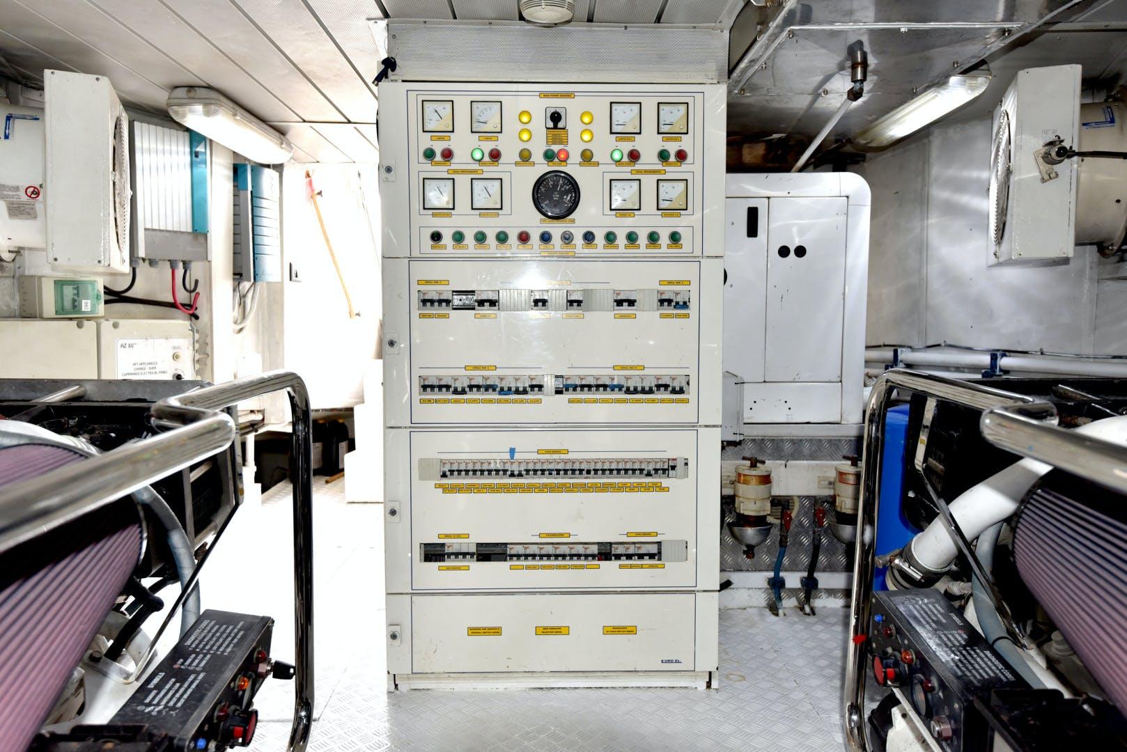 2007 Azimut 80' 80 Motor Yacht Libero  | Picture 4 of 36