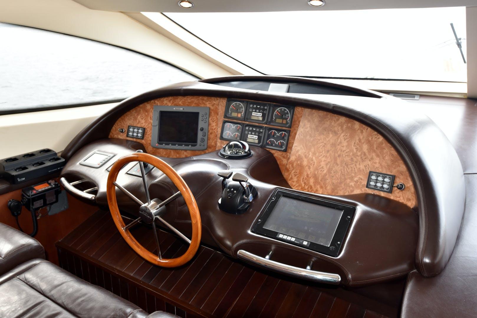 2007 Azimut 80' 80 Motor Yacht Libero    Picture 8 of 36