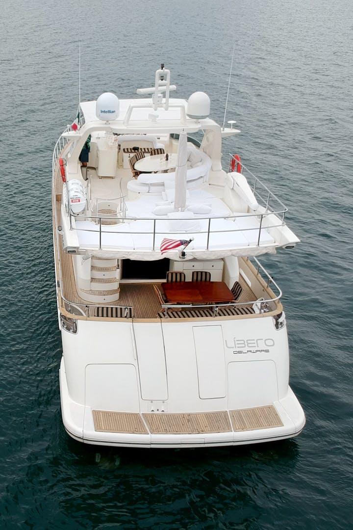 2007 Azimut 80' 80 Motor Yacht Libero  | Picture 3 of 36