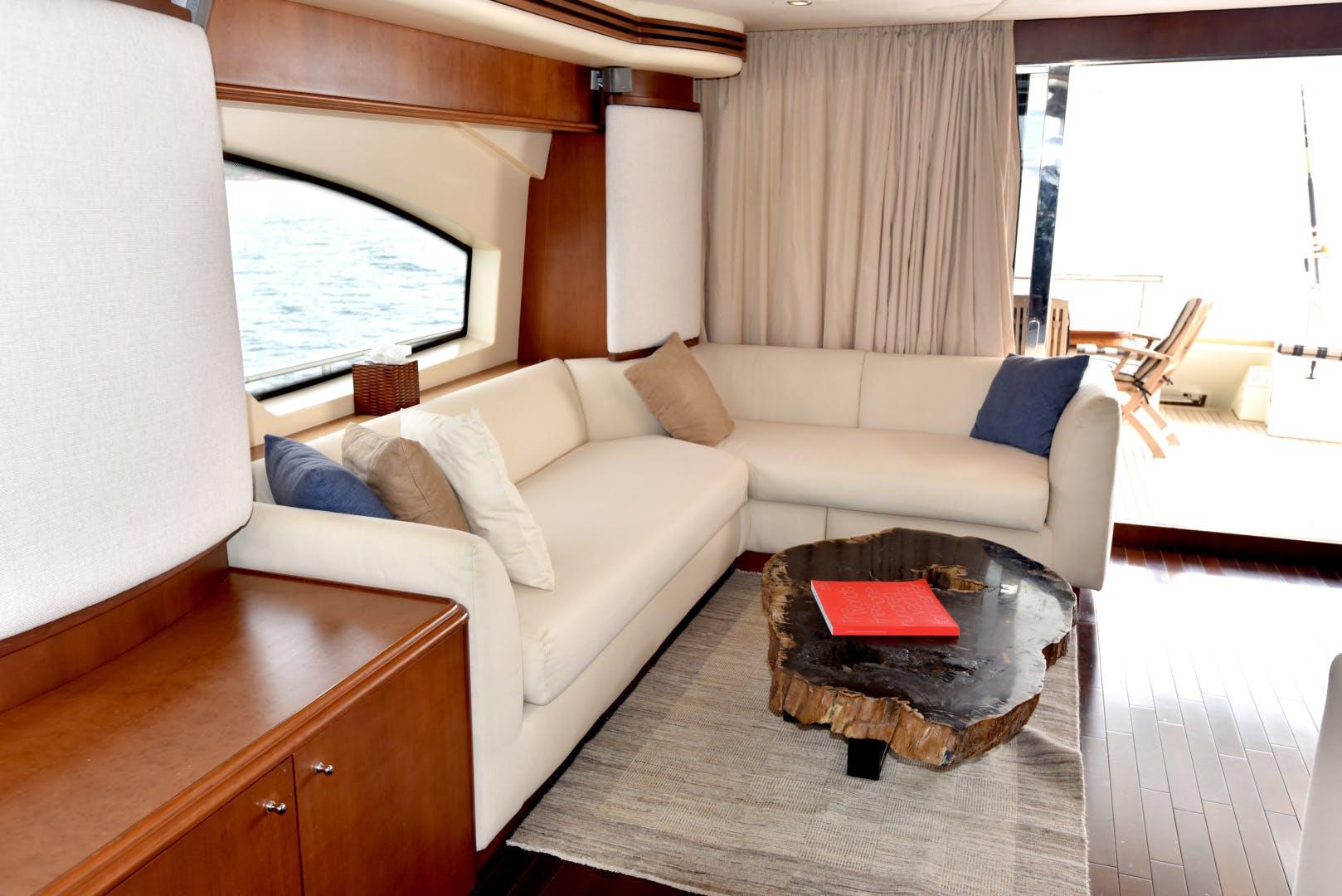 2007 Azimut 80' 80 Motor Yacht Libero    Picture 5 of 36