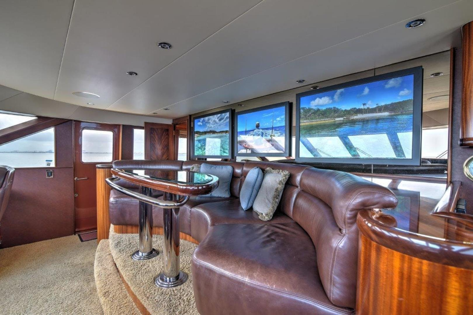 2008 Westport 130' Classic Three Sons | Picture 8 of 59