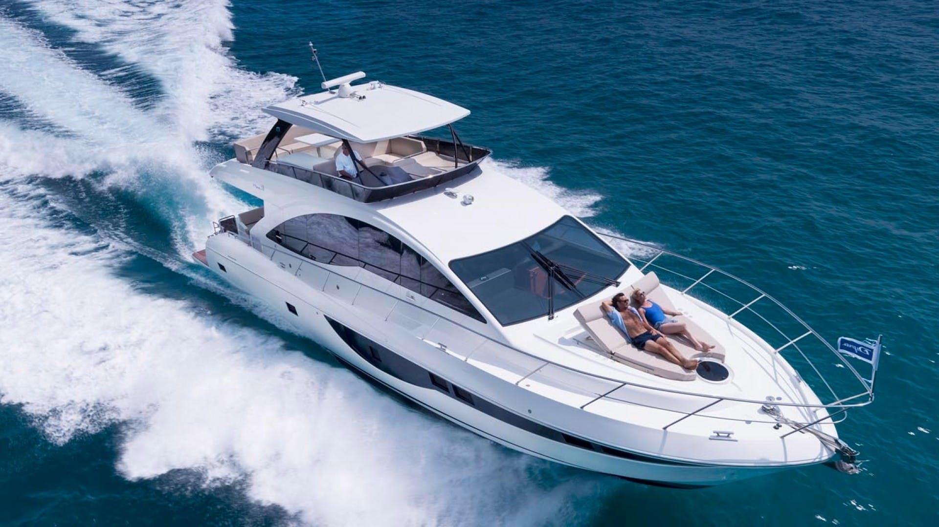 2020 Dyna Yachts 63' 63 Hardtop  | Picture 2 of 31
