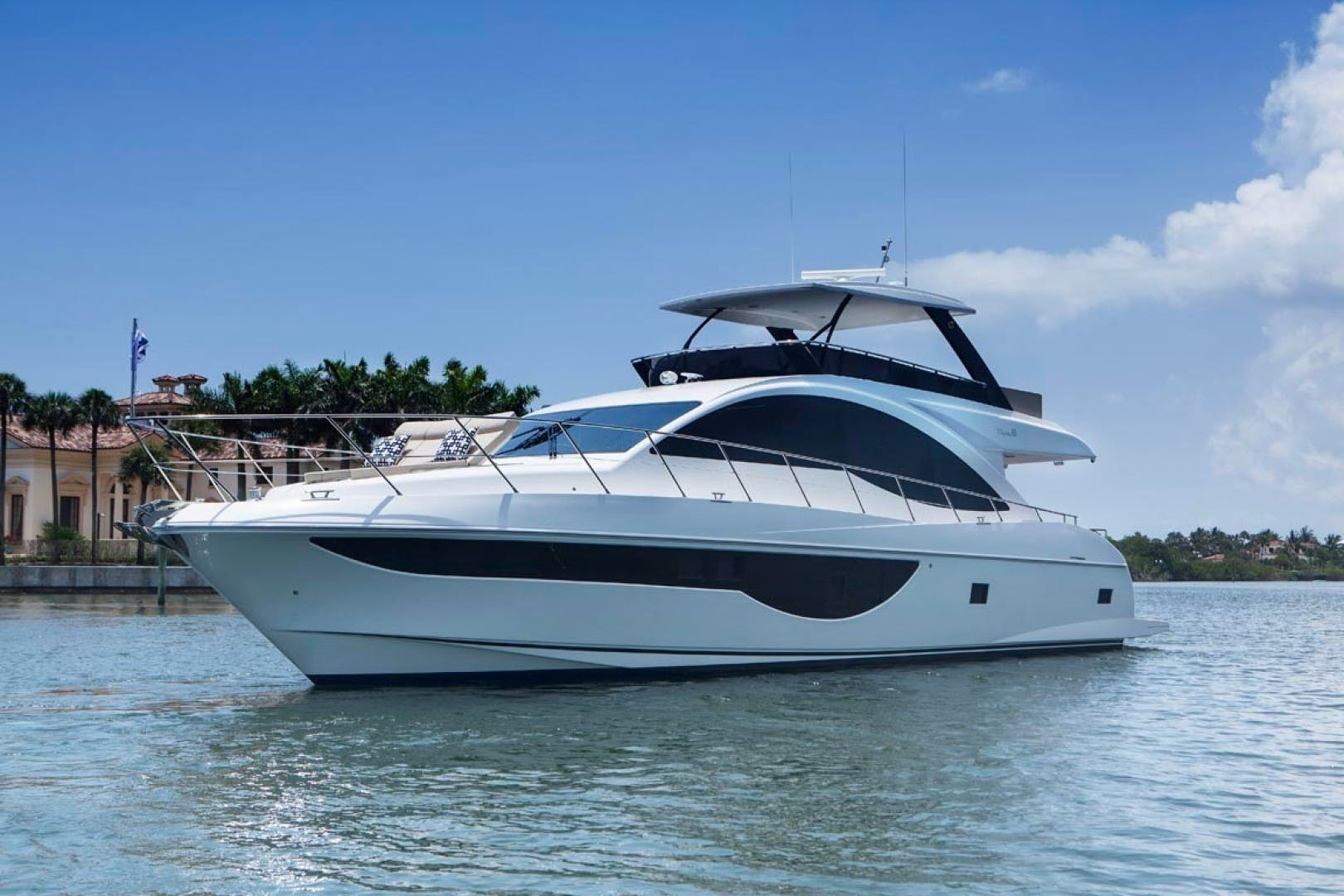 2020 Dyna Yachts 63' 63 Hardtop  | Picture 1 of 31