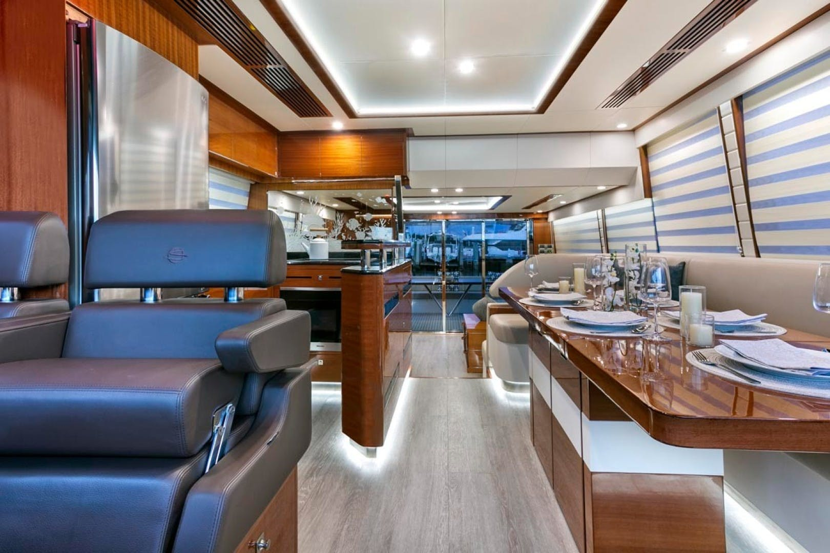 2020 Dyna Yachts 63' 63 Hardtop  | Picture 5 of 31