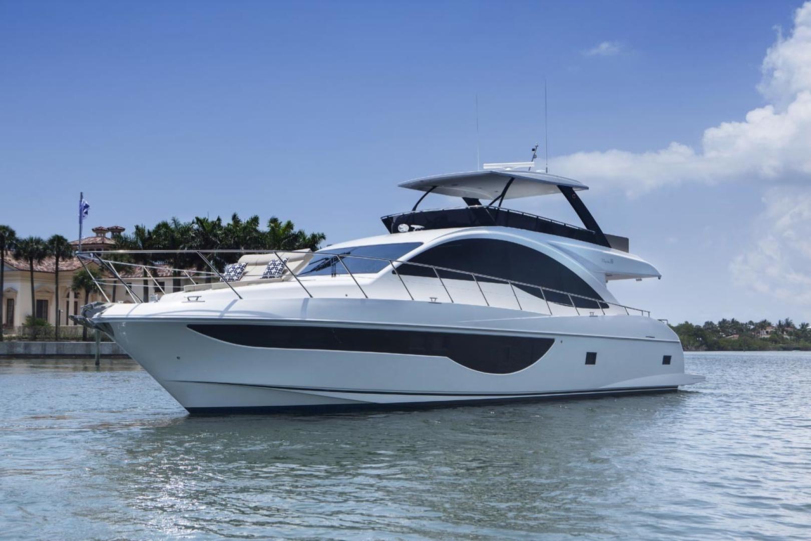 2020 Dyna Yachts 63' 63 Hardtop