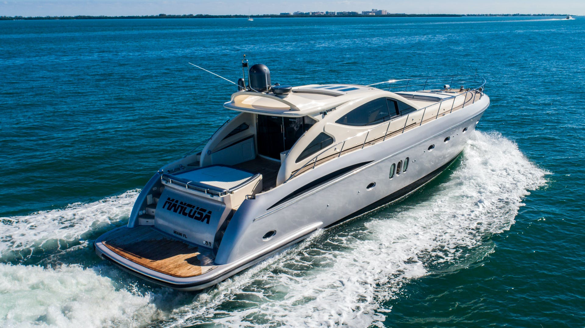 2007 Gianetti 68' HT  | Picture 4 of 86