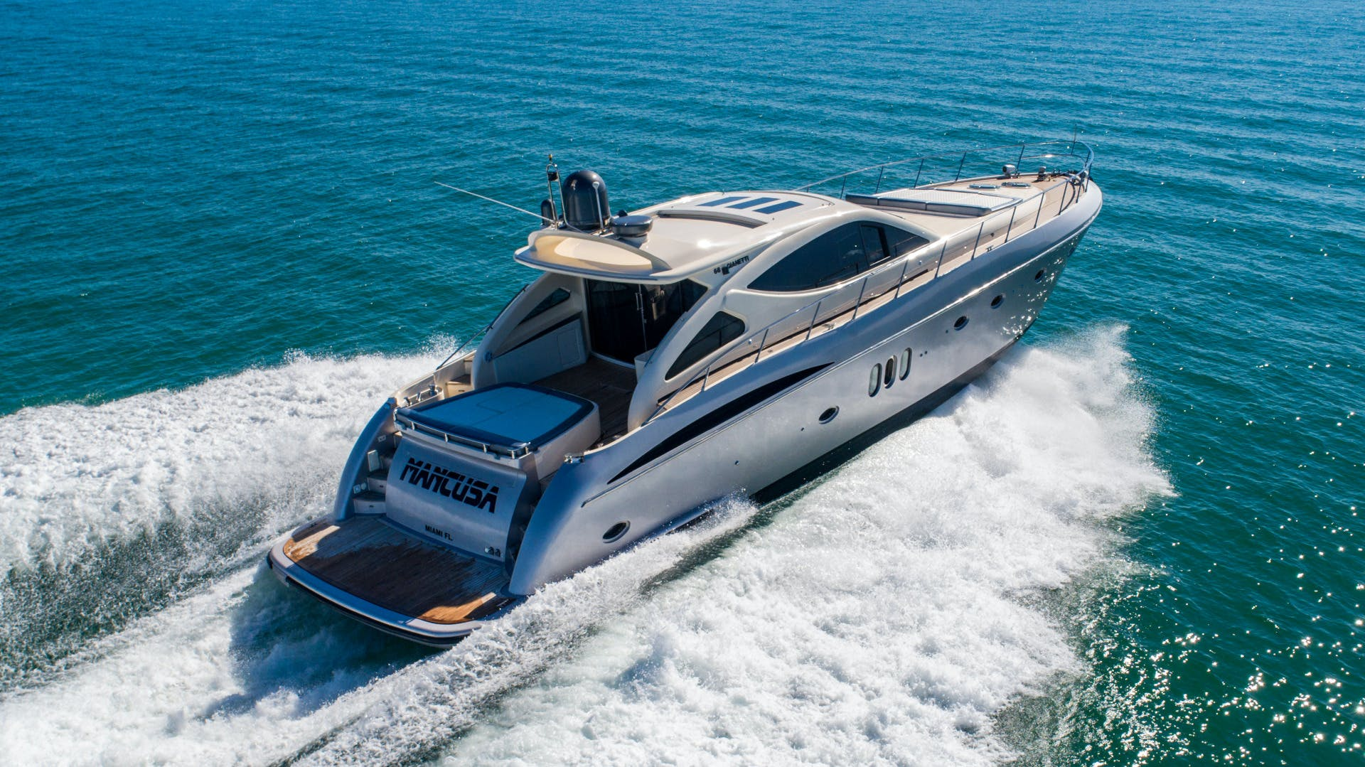2007 Gianetti 68' HT  | Picture 8 of 86