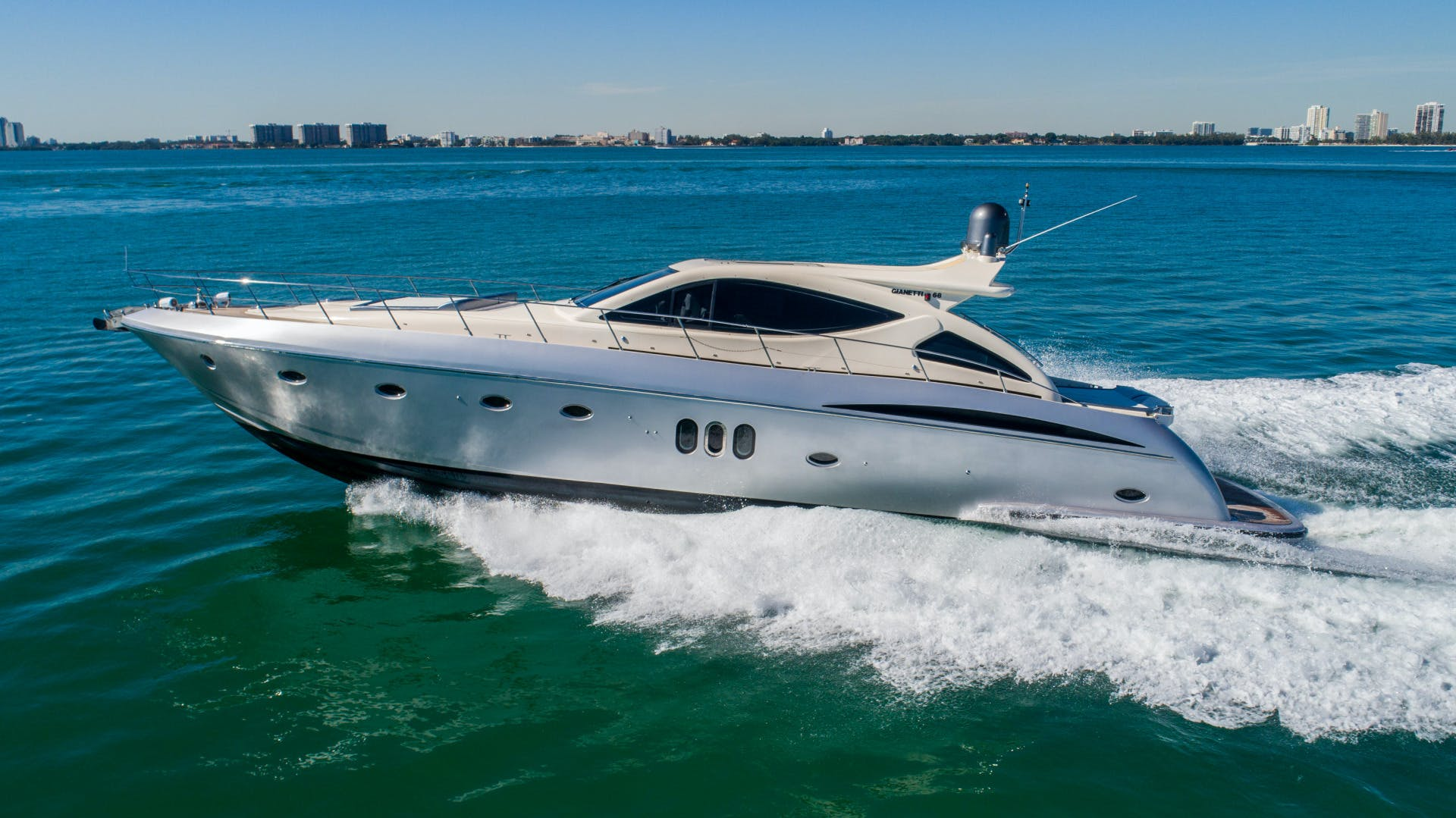 2007 Gianetti 68' HT  | Picture 6 of 86