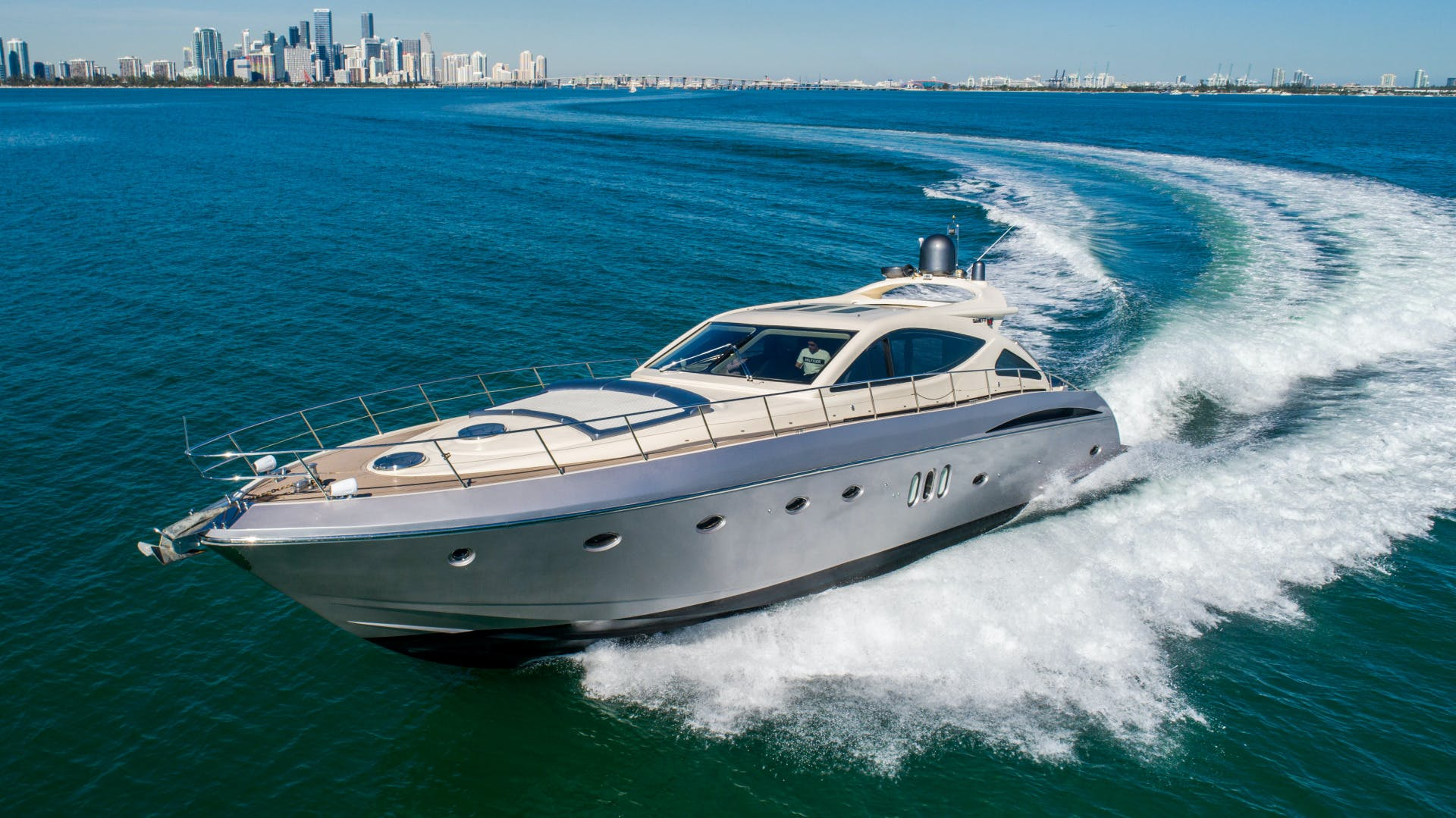 2007 Gianetti 68' HT  | Picture 1 of 86