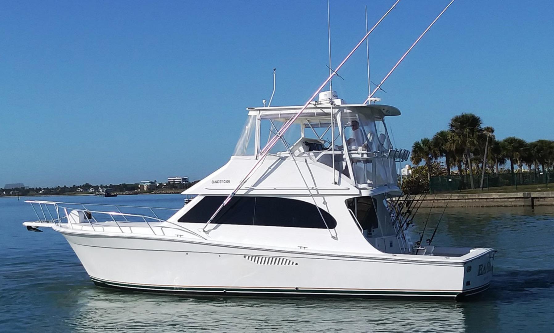 43' Egg Harbor 2005 43 Sport Yacht EAGLE