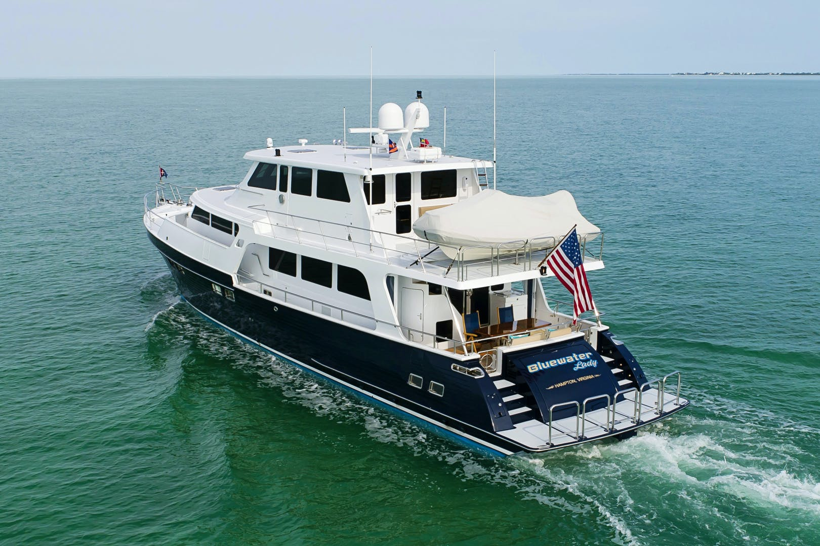 2019 Marlow 70' 70CB Explorer MK II Bluewater Lady   Picture 6 of 99
