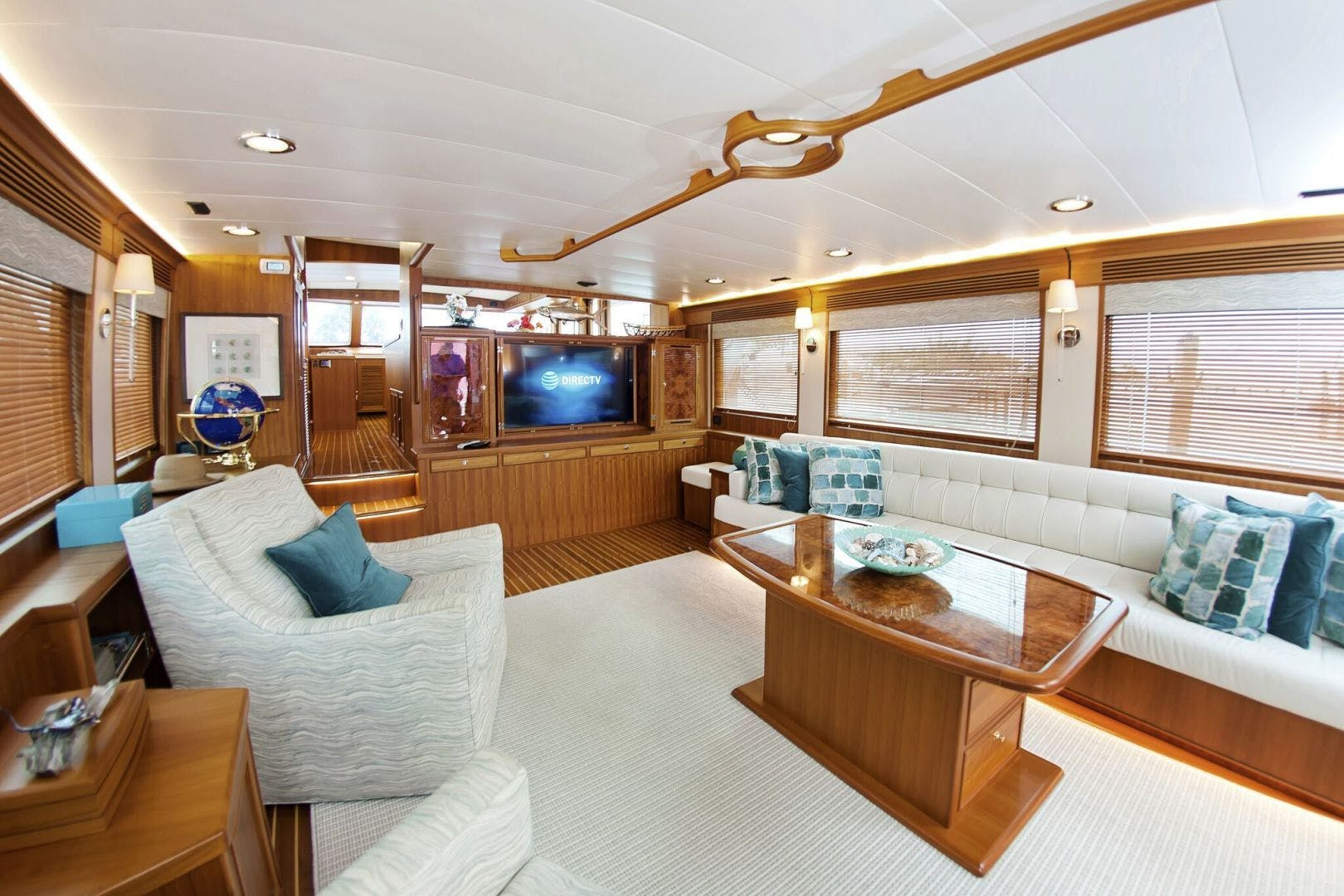2019 Marlow 70' 70CB Explorer MK II Bluewater Lady   Picture 3 of 99