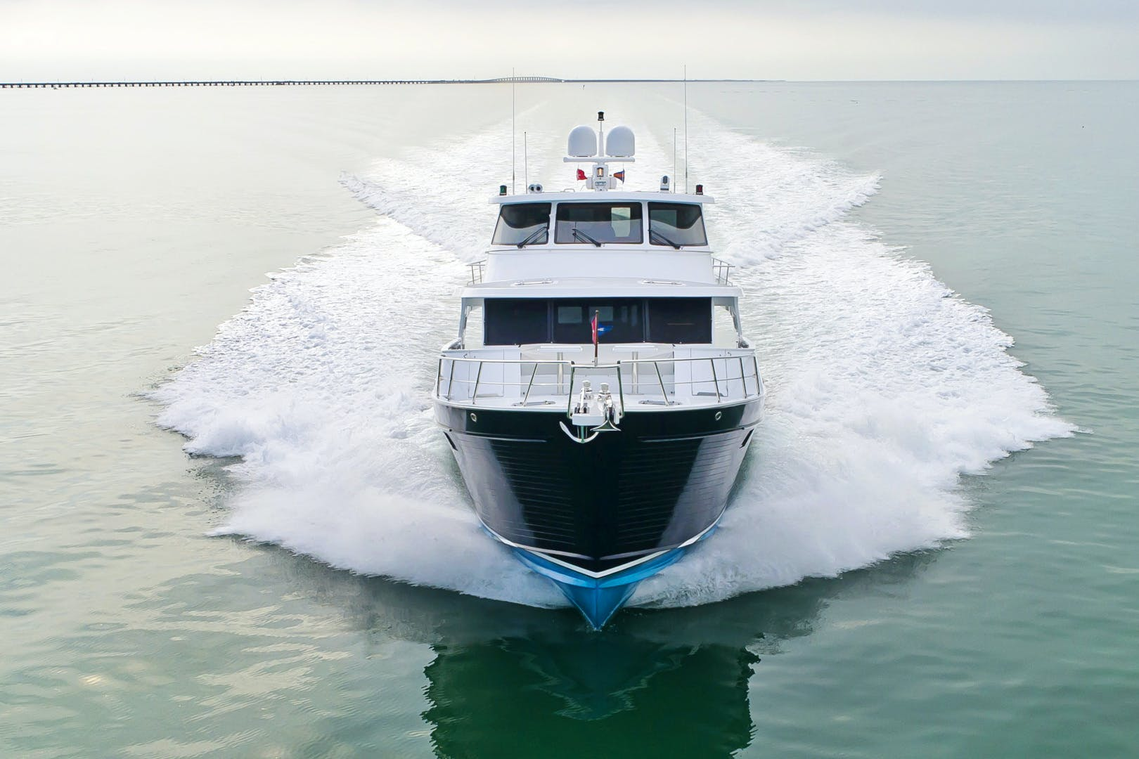 2019 Marlow 70' 70CB Explorer MK II Bluewater Lady   Picture 2 of 99