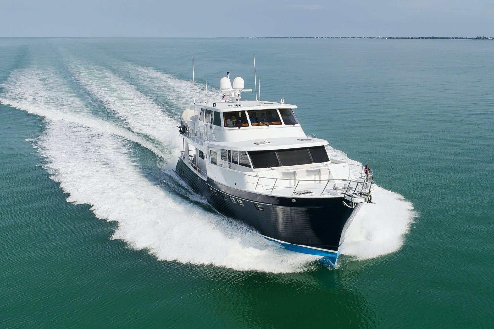 2019 Marlow 70' 70CB Explorer MK II Bluewater Lady   Picture 4 of 99