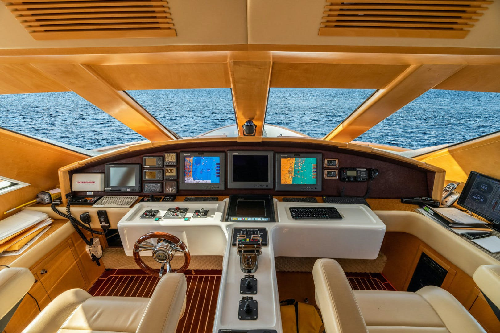 2007 MCP 98' Tri-Deck Berada | Picture 8 of 59