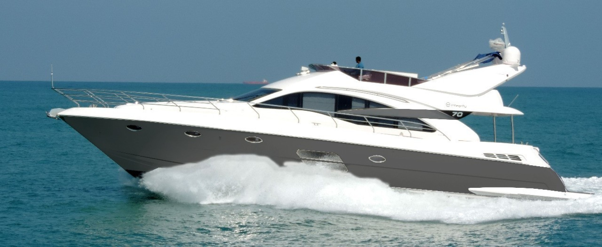 "2019 Riviera 70' Hull #1 ""INTEGRITY"""