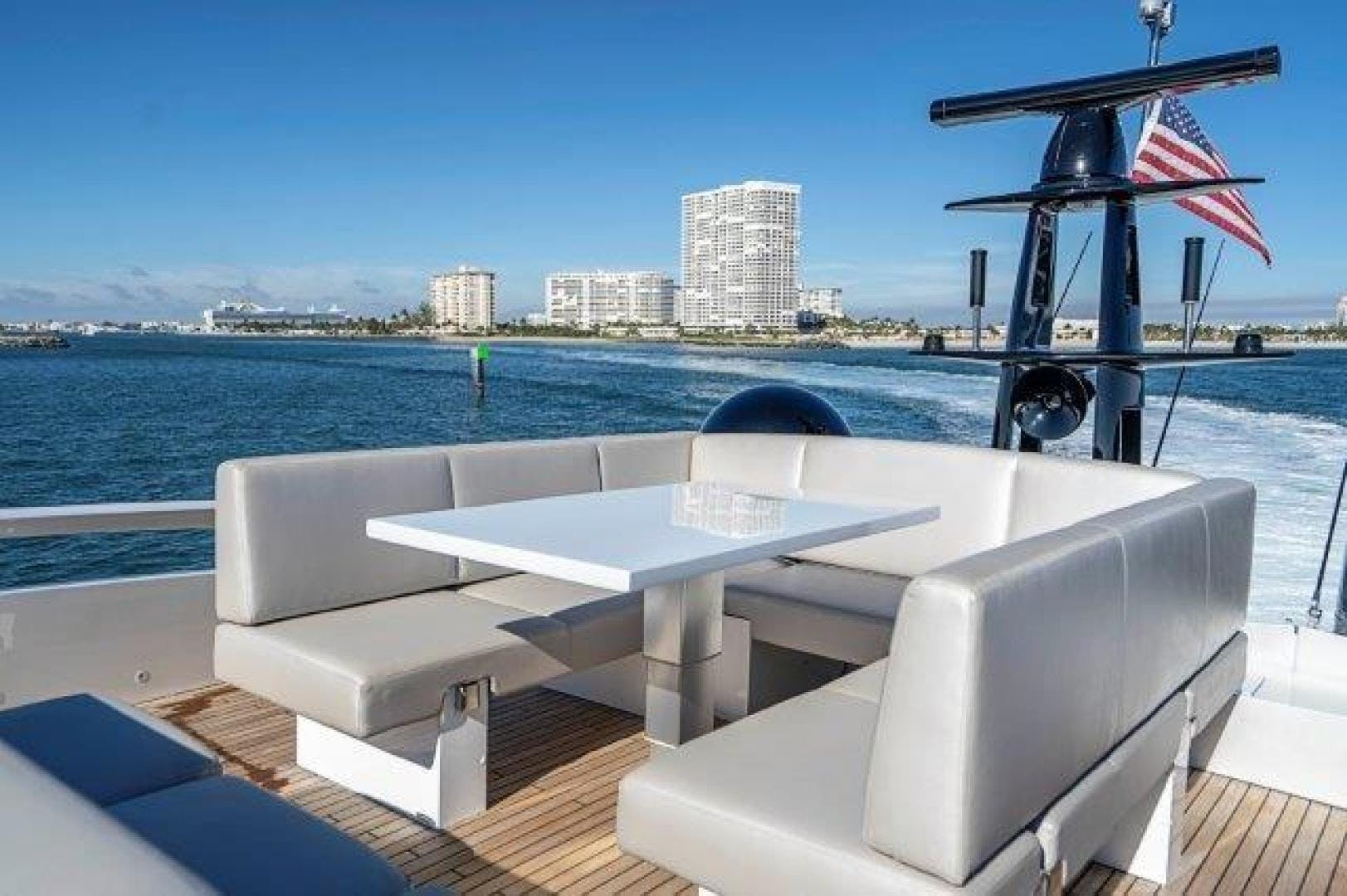 2014 Pershing 92' Motoryacht Neverland | Picture 1 of 52