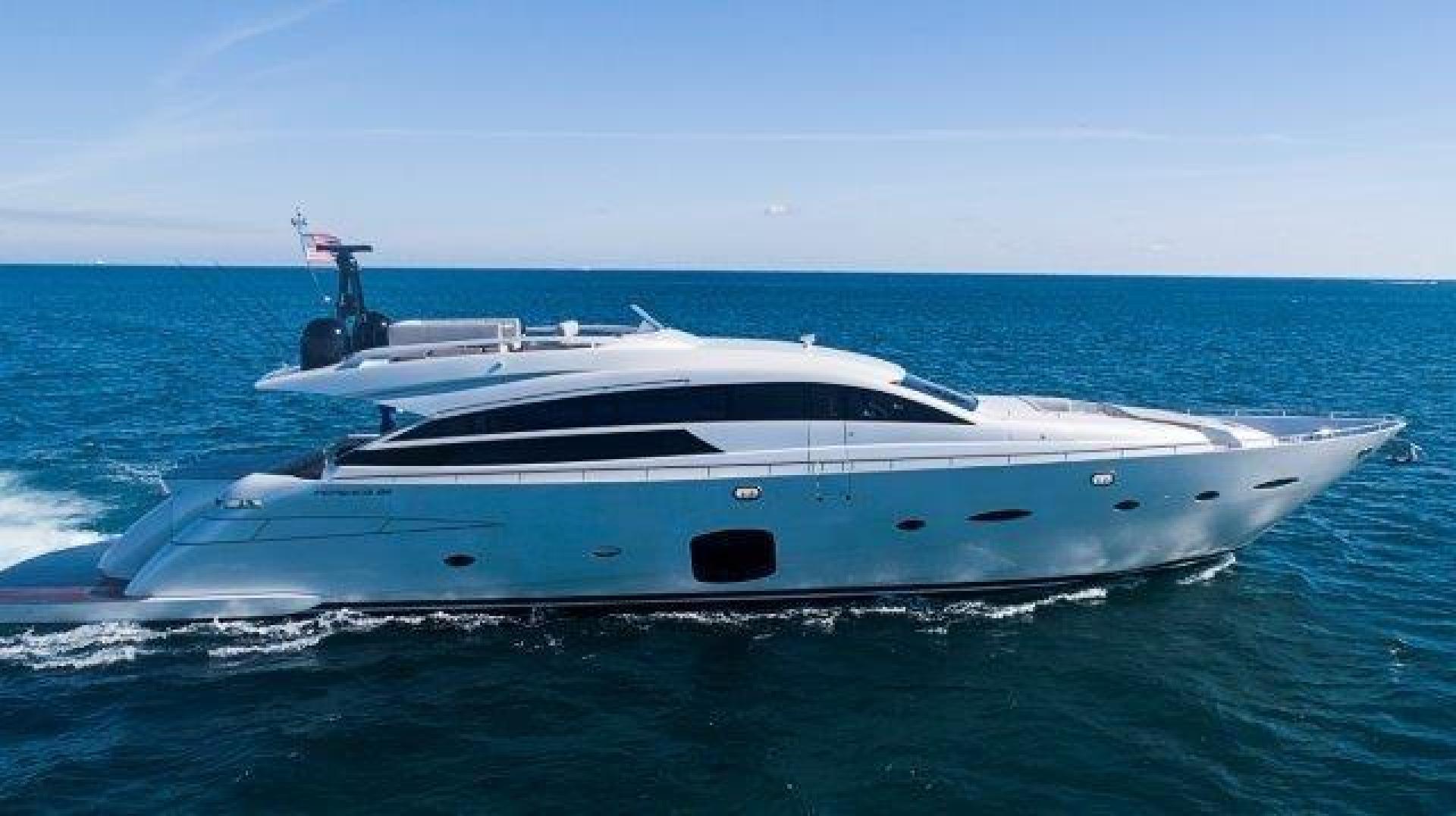 """2014 Pershing 92' Motoryacht """"Neverland"""""""