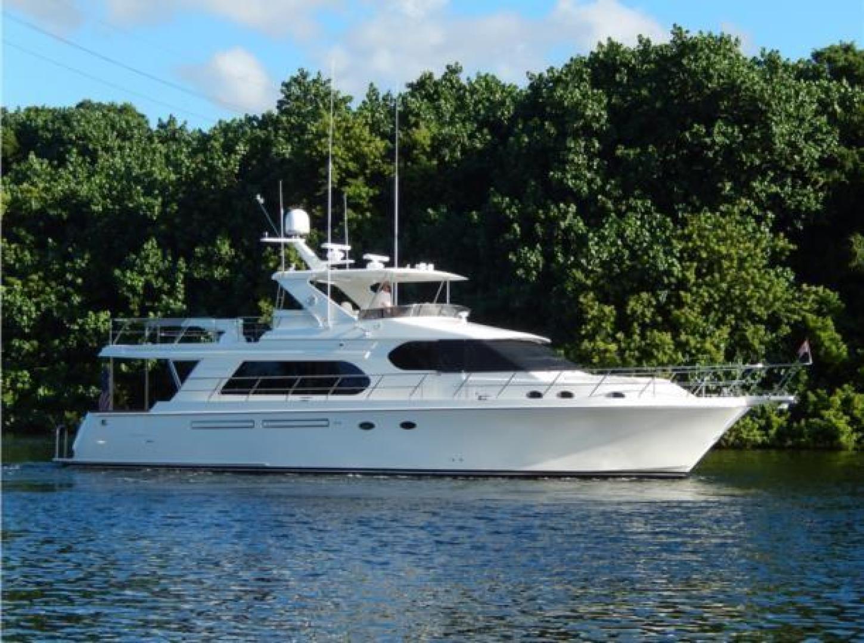 """2008 Ocean Alexander 64' Motor Yacht """"NEXT VENTURE"""""""