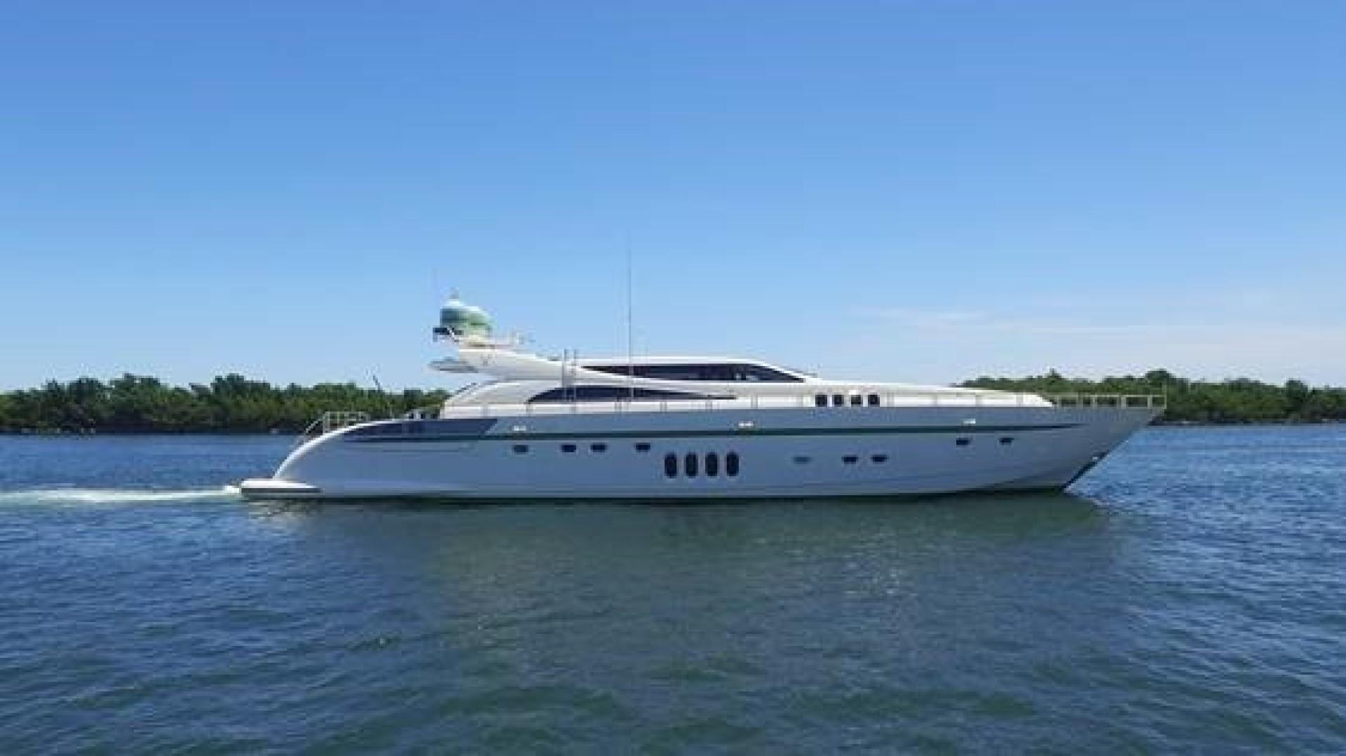112' Leopard 2008 Motor Yacht 34M Leopard