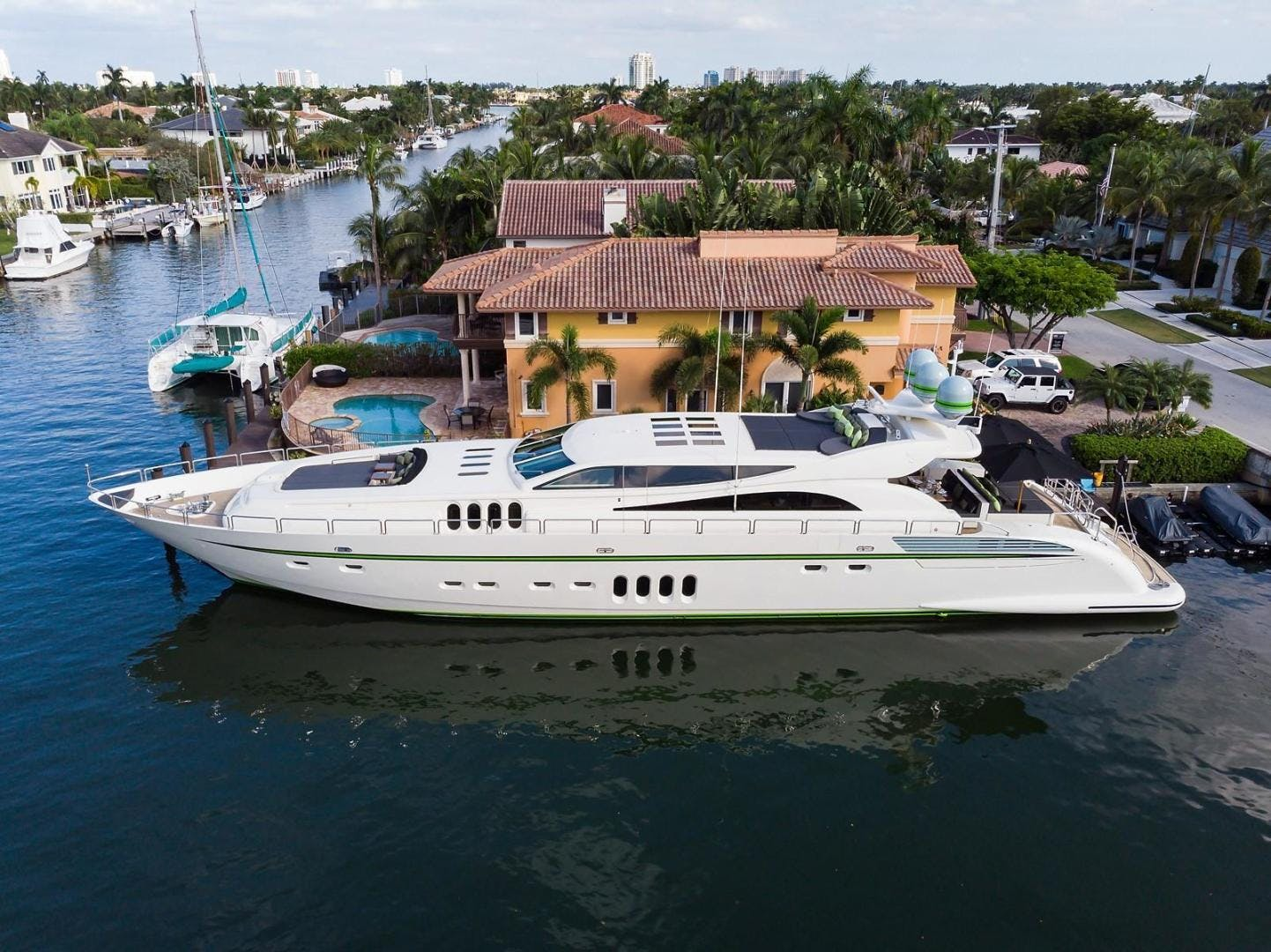 2008 Leopard 112' Motor Yacht 34M Leopard | Picture 1 of 107