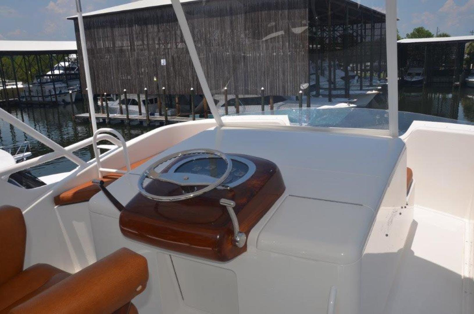 2008 Viking 68' 68' Enclosed Bridge Liquid Apple | Picture 2 of 64