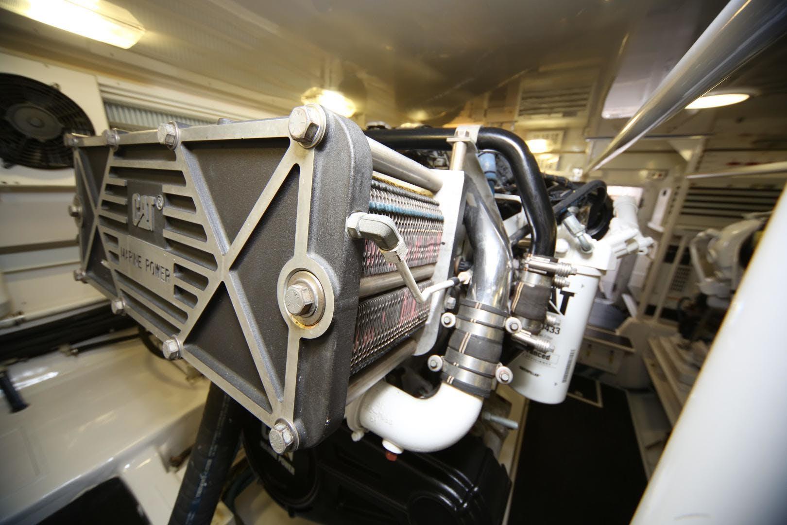 2008 Viking 68' Enclosed Bridge Liquid Apple | Picture 7 of 64