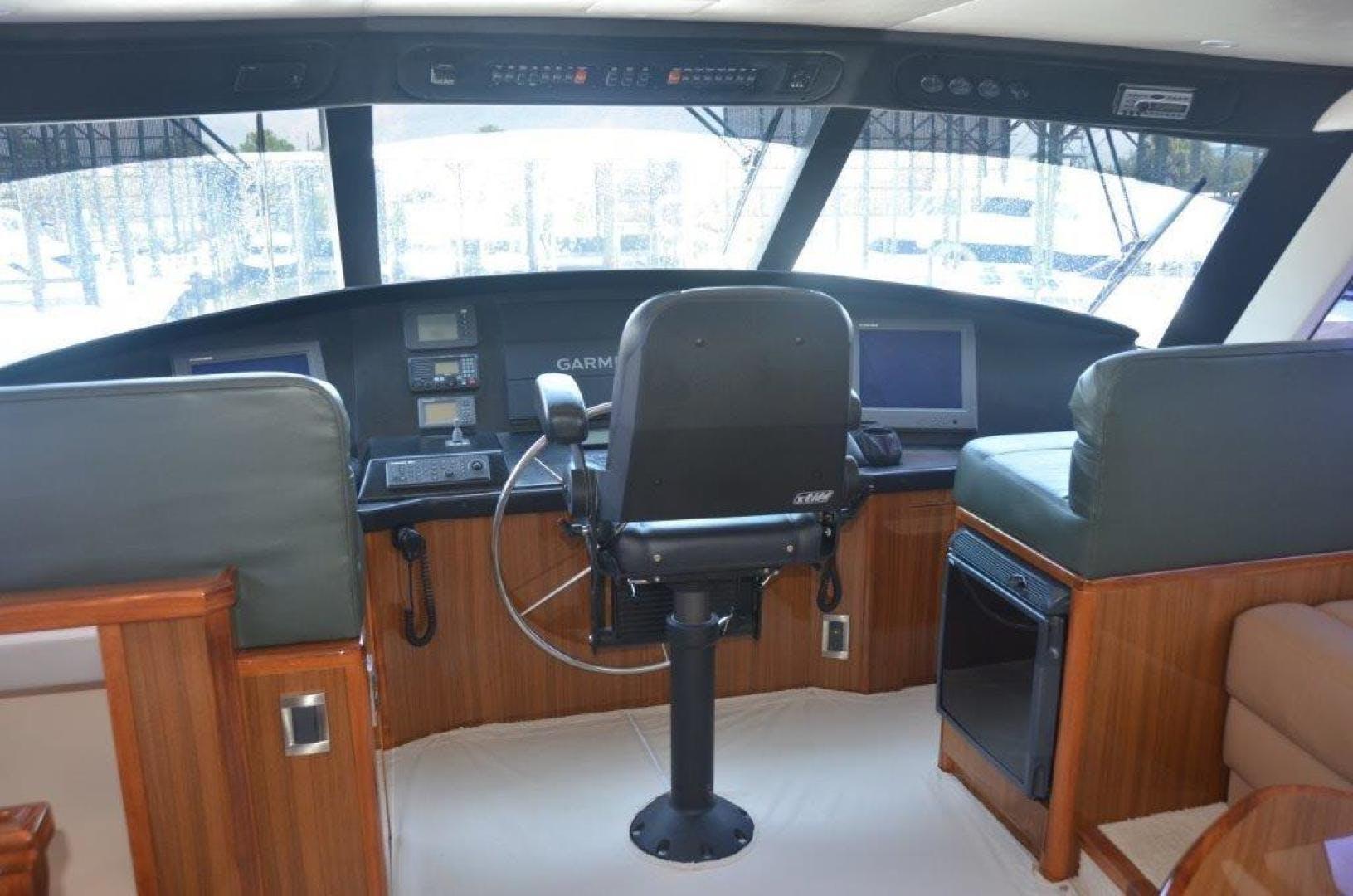 2008 Viking 68' 68' Enclosed Bridge Liquid Apple | Picture 1 of 64