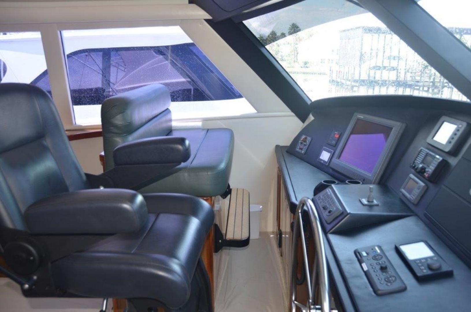 2008 Viking 68' Enclosed Bridge Liquid Apple | Picture 3 of 64
