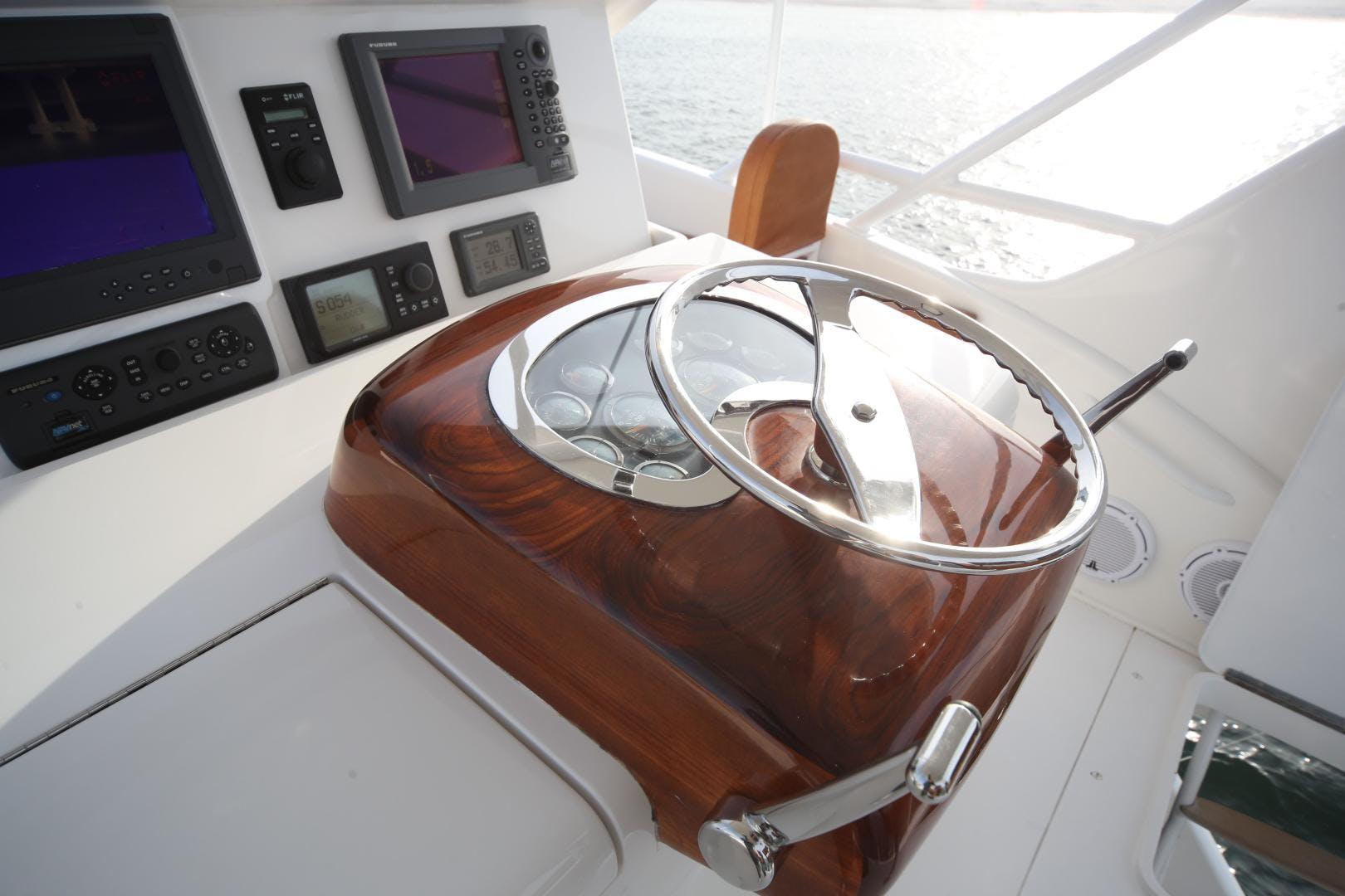 2008 Viking 68' 68' Enclosed Bridge Liquid Apple | Picture 3 of 64
