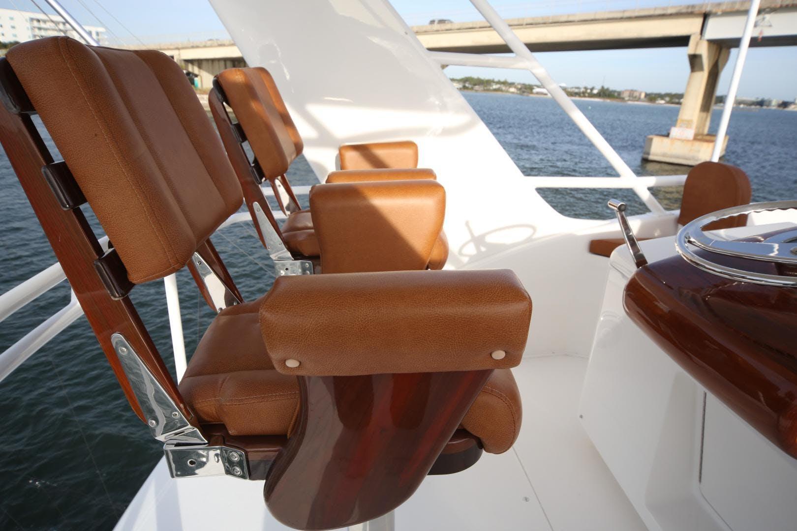 2008 Viking 68' 68' Enclosed Bridge Liquid Apple | Picture 8 of 64