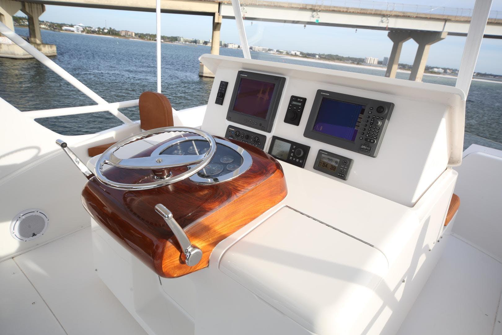 2008 Viking 68' Enclosed Bridge Liquid Apple | Picture 1 of 64