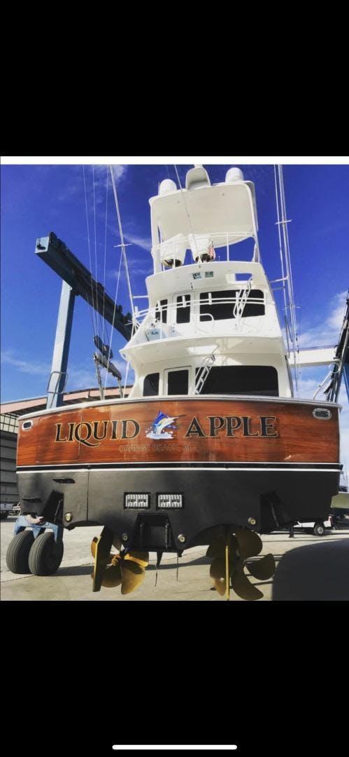 2008 Viking 68' Enclosed Bridge Liquid Apple | Picture 4 of 64