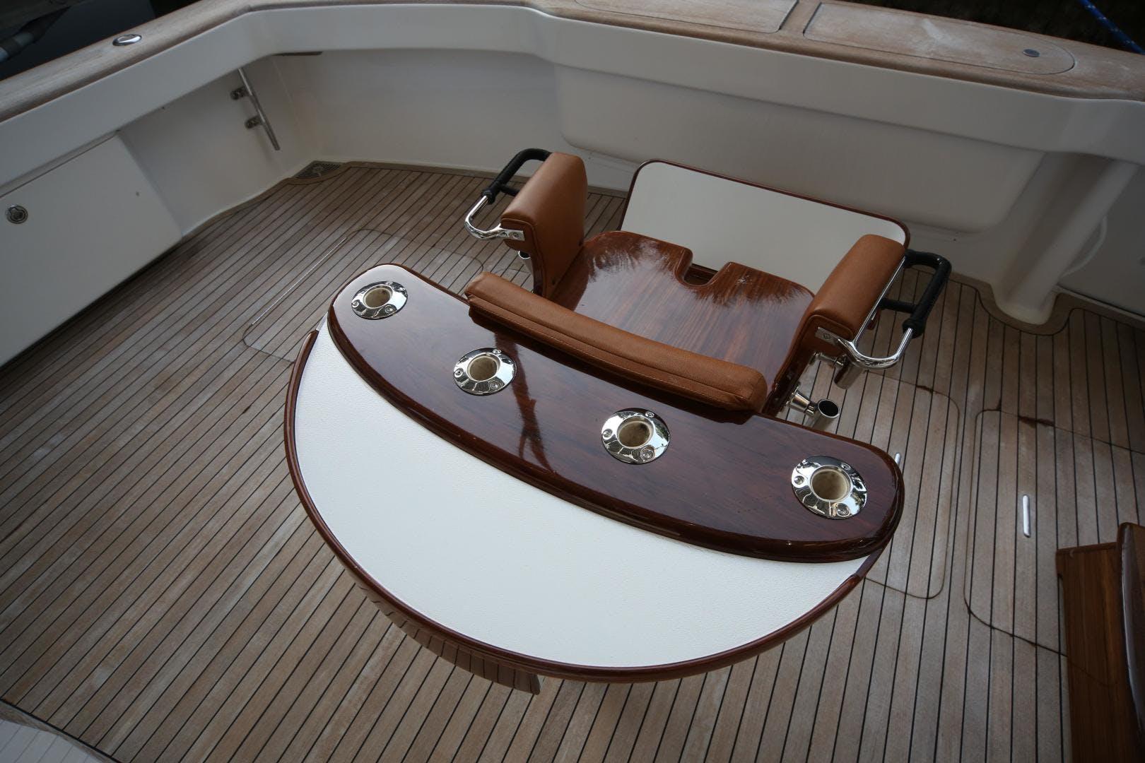 2008 Viking 68' Enclosed Bridge Liquid Apple | Picture 2 of 64