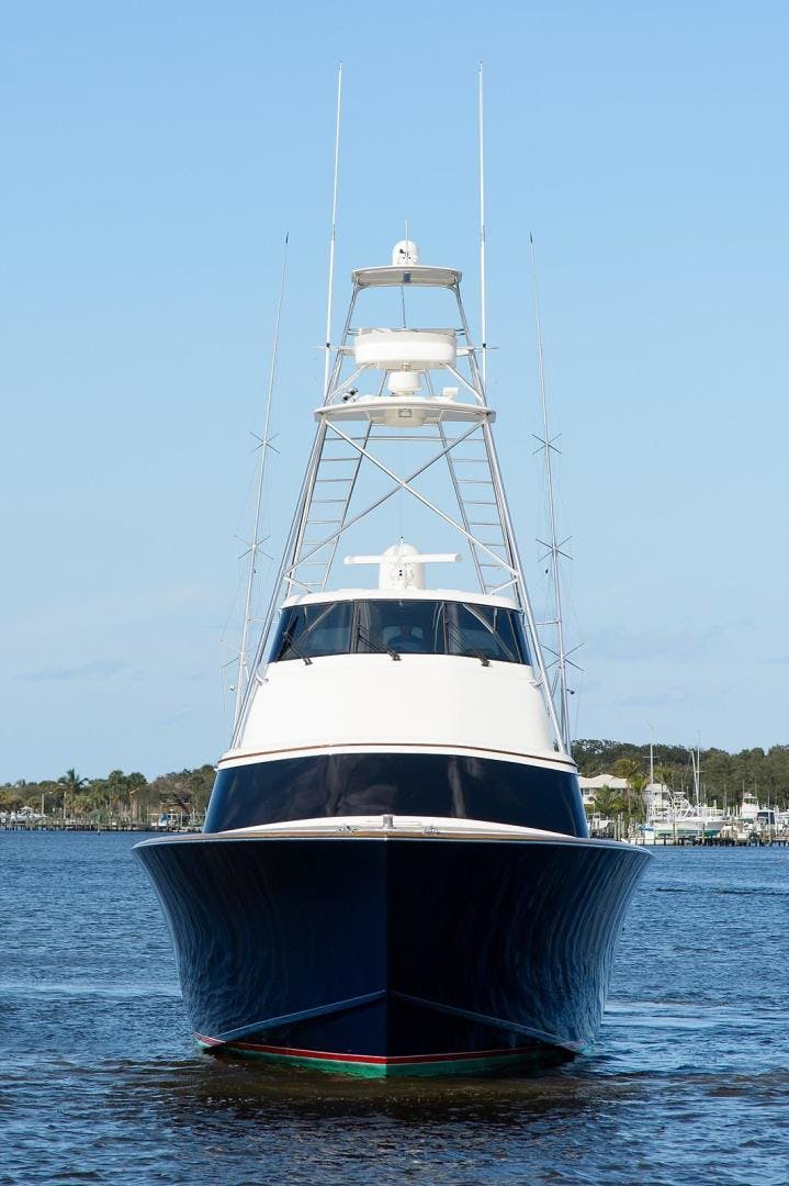 2005 Whiticar 76' Custom Sportfish with Seakeepers Boomer | Picture 5 of 83