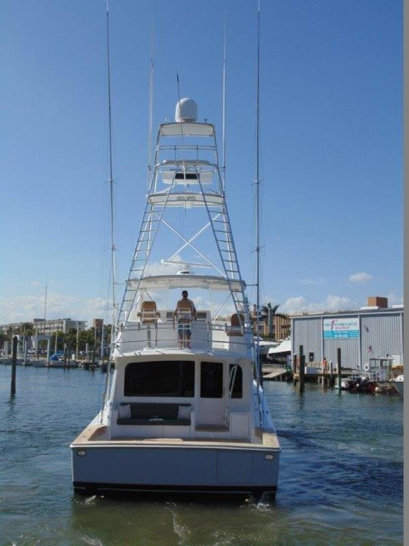 2001 Viking 61' 61 Convertible Duck Soup   Picture 6 of 30