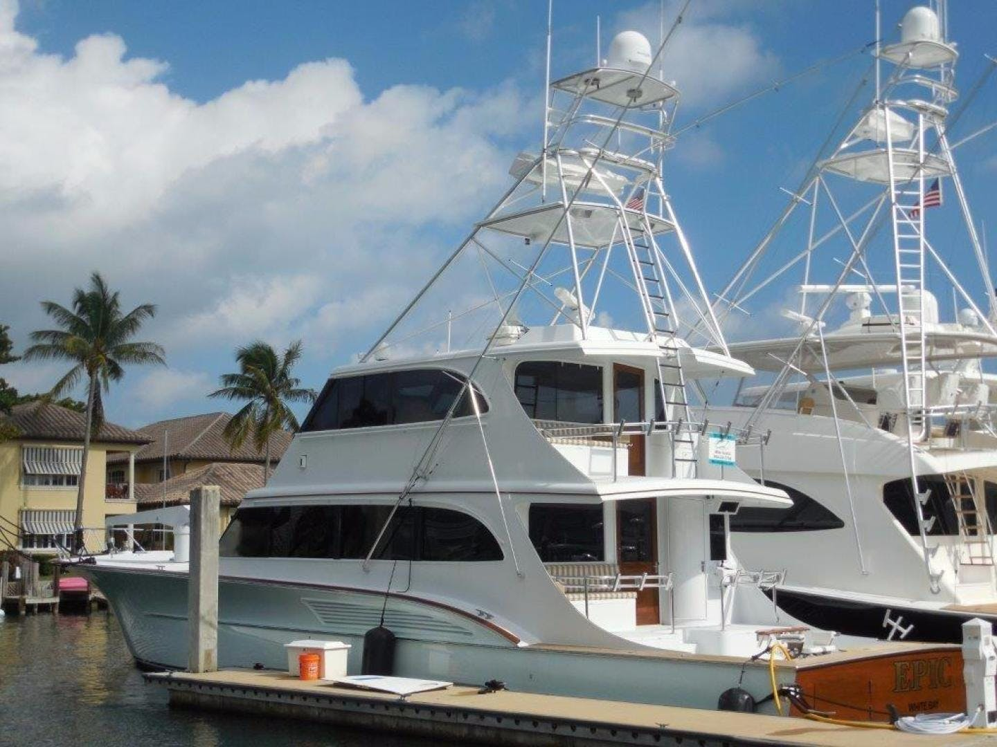 2000 Buddy Davis 78' 78 Sportfish EPIC | Picture 2 of 20