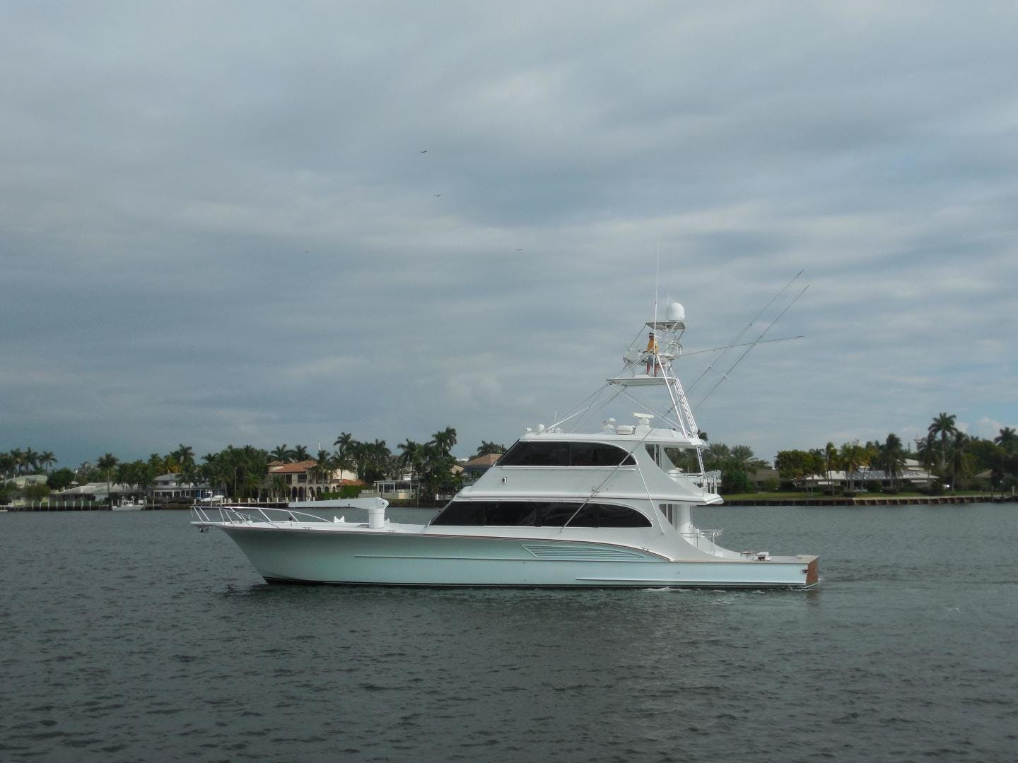 2000 Buddy Davis 78' 78 Sportfish EPIC | Picture 1 of 20