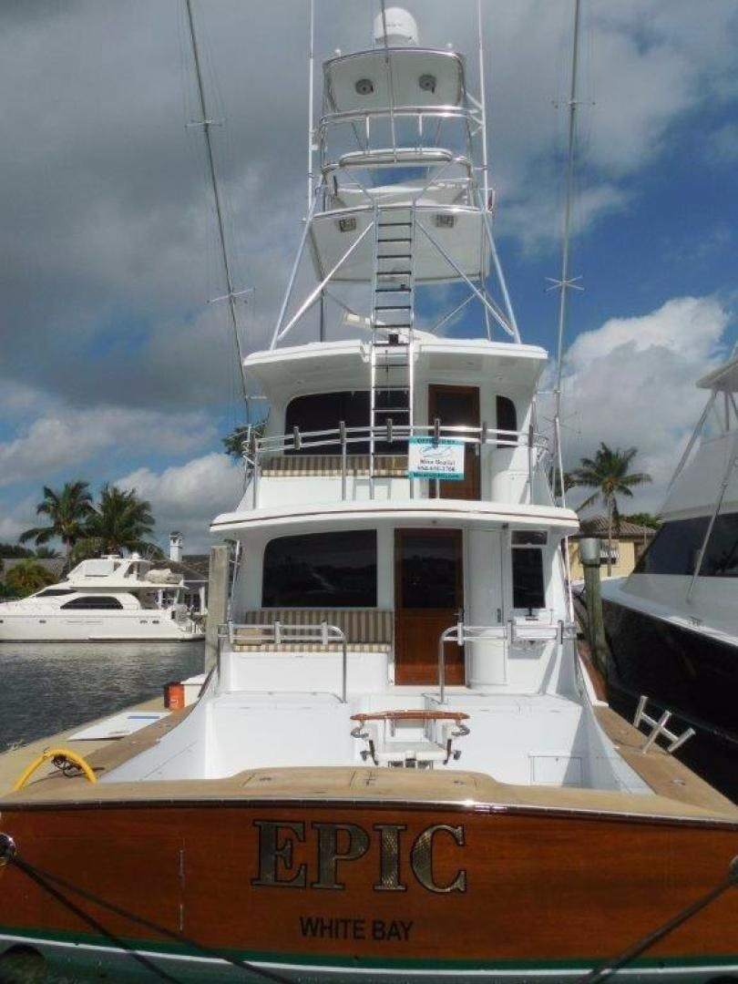 2000 Buddy Davis 78' 78 Sportfish EPIC | Picture 8 of 20